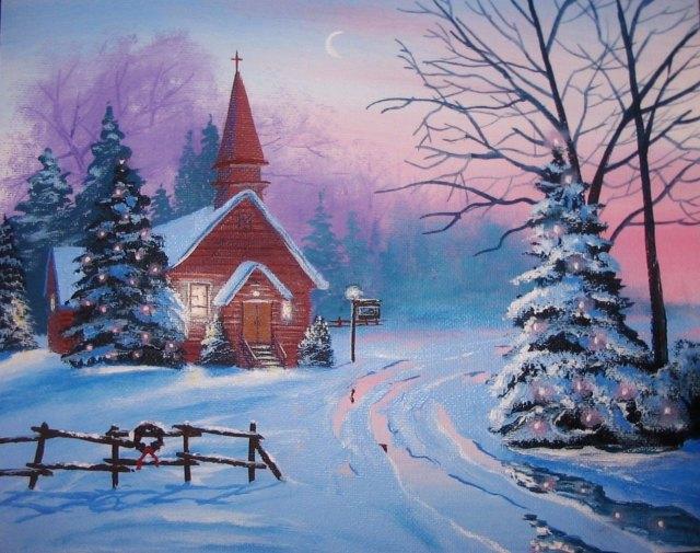 Christmas Vacation Tour
