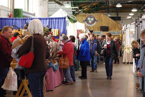Syracuse Fairgrounds Holiday Craft Show