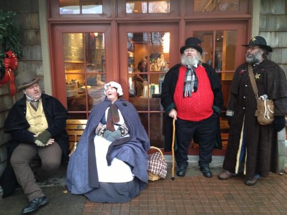 Dickens in Skaneateles